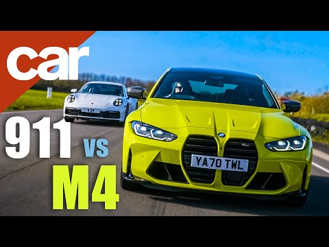 BMW M4 Competition review - and video verdict