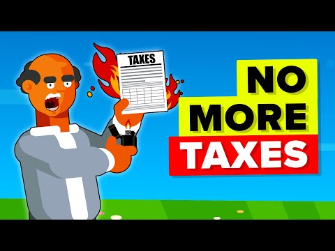 What Would Happen If Everyone Stopped Paying Taxes At Once