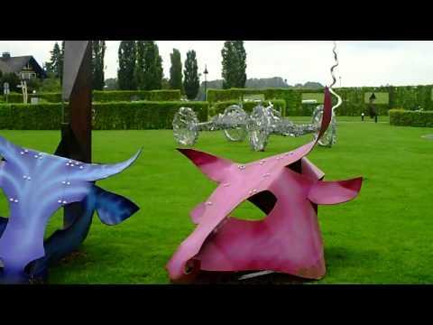 """Rees am Rhein """"Skulpturenpark-Sint Anthonis""""  4"""