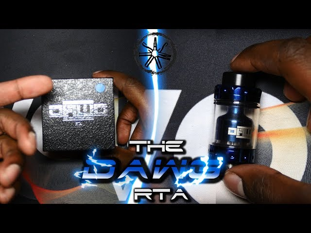 THE DAWG RTA BY ASMODUS AND ALEX VAPERS MD