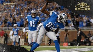 """Calvin Johnson On Staying With Lions: """"I Thought We Had A Legit Chance At A Ring""""   ALL THE SMOKE"""