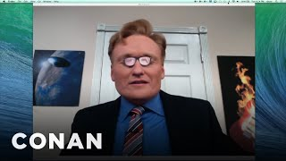 Conan's Video Blog: Messing With Hemsworths Edition  - CONAN on TBS