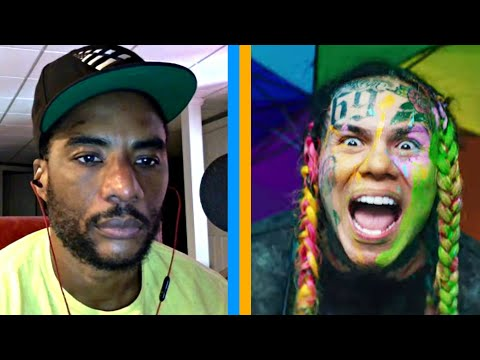 Charlamagne Tha God Goes Off On Tekashi 6ix9ine