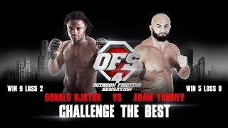 OFS-4 Donald Njatah vs Adam Yandiev
