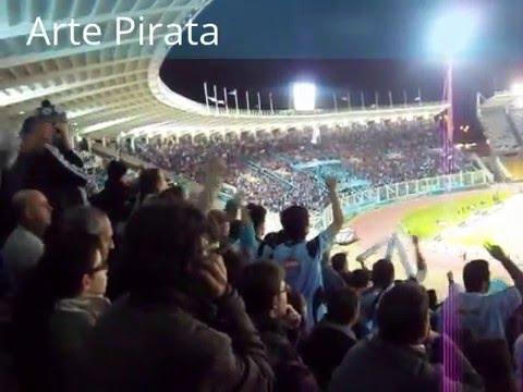 """""""(2012) Belgrano 0 Racing 1 (Hinchada)"""" Barra: Los Piratas Celestes de Alberdi • Club: Belgrano"""