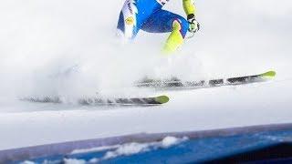 Горнолыжник с Алтая стал лучшим в Сибири
