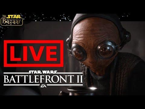 Battlefront 2 After Dark   Star Wars Battlefront 2 LIVE