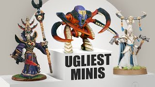 The Ugliest Miniatures in Warhammer History