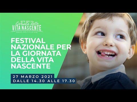 Festival nazionale della Giornata per la vita nascente