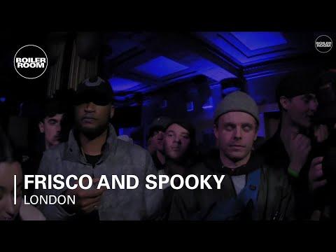 Frisco and Spooky Boiler Room London O2 x GTB DJ Set