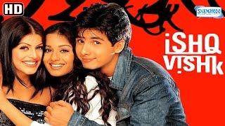 Ishq Vishk {HD}  Shahid Kapoor  Amrita Rao  Shenaz Treasurywala  Satish Shah  Hindi Full Movie