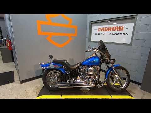 2004 Harley-Davidson Softail Standard FXST