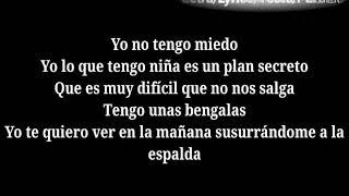 Alejandro Sanz   No Tengo Nada (LetraLyrics)