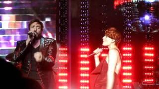 "Duran Duran & Ana Matronic: ""Safe"" - Madison Square Garden New York, NY 10/25/11"