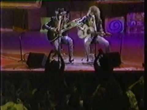 BON JOVI VMA 1989 WANTED DEAD OR ALIVE