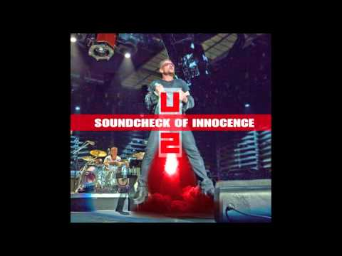 U2 - Do you feel love - Soundcheck of Innocence - 2015