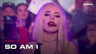 Ava Max - So Am I at Sunrise TV Show (29/04/2019)