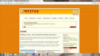 How To Use MP3TAG