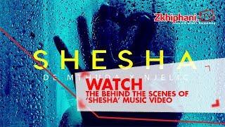 Exclusive Behind The Scenes SHESHA Video Shoot With De Mthuda & Njelic