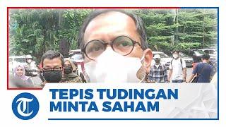Haris Azhar Tepis Tudingan Minta Saham Freeport