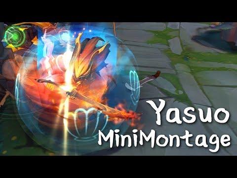 【NeveResTillThEnd - Yasuo MiniMontage】