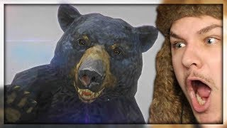 THIS FREAKIN BEAR JUST ATTACKED ME!! | The Long Dark #7