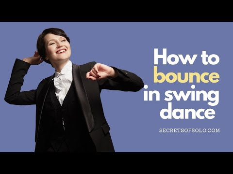 Online Solo Jazz dance Class. Lesson 1: Bounce