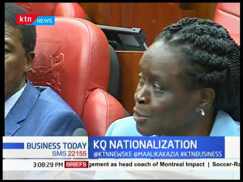 Government has been urged to prioritize the move to nationalize KQ