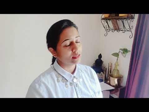 Aaj Jaane Ki Zid Na Karo | Cover by Me | When Saroj Khan Syndrome Hits me 😂 | Raw & Uncut  my versi