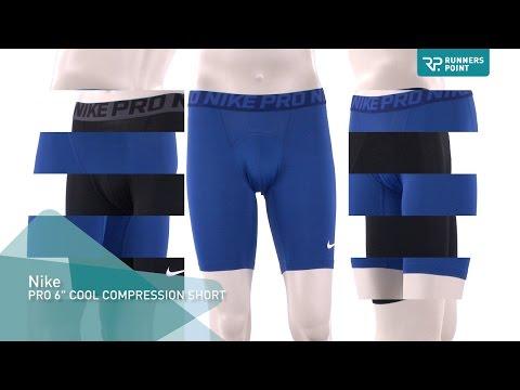 """Nike PRO 6"""" COOL COMPRESION KURZ TIGHT"""