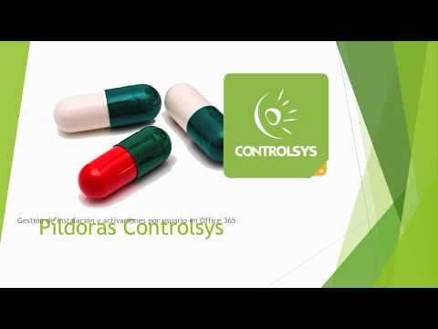 Píldoras Controlsys - Gestión de instalación y activaciones por usuario en Office 365