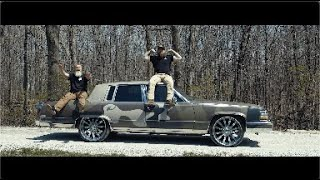 Brodnax Ft. Adam Calhoun John Wayne (Official Music Video)