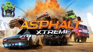 Обзор игры Asphalt Xtreme: где асфальт? Motostorm сплошной!