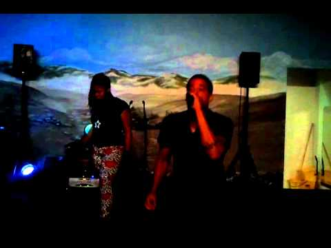 Kayosity and J.L  (Mentone Beach, Cali Live Performance)