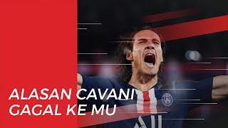 Gagal Datangkan Edinson Cavani, Manchester United Boyong Odion Ighalo