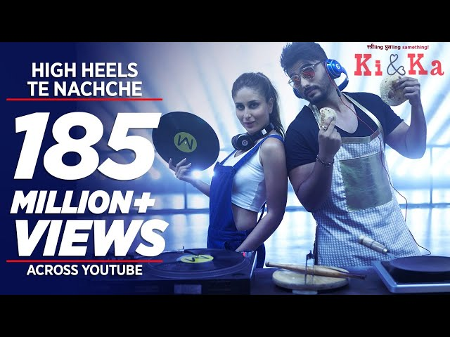 High Heels Te Nachche Video Song | Yo Yo Honey Singh New Song