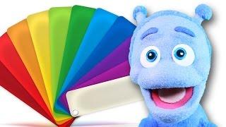 Nauka kolorów dla dzieci - Bajka dla dzieci po polsku - Ubu