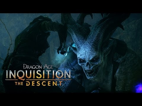 DRAGON AGE™: INQUISITION Official Trailer – The Descent (DLC) thumbnail
