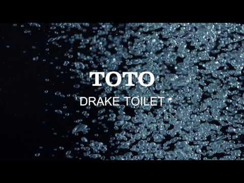 TOTO Drake Toilet Video