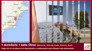 preview picture of video '1 dormitorio 1 baño Otros se Vende en Villamartin, Orihuela Costa, Alicante, Spain'