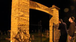The Haunted Shiloh Church & Cemetery at Devils Dip , Indiana