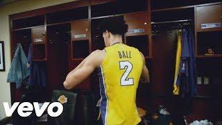 "Lonzo Ball - ""Money Talks"" (Lyrics w/ Highlights) 2018 - HD"