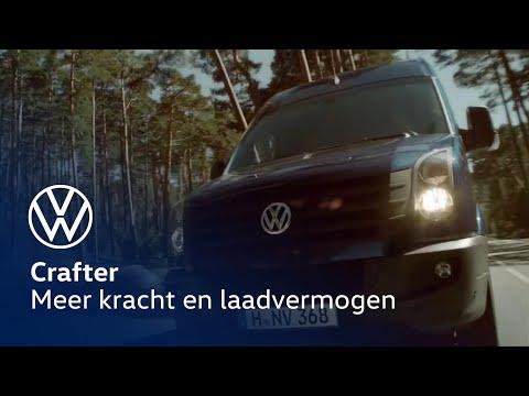Volkswagen  Crafter Kasten Фургон класса M - рекламное видео 1