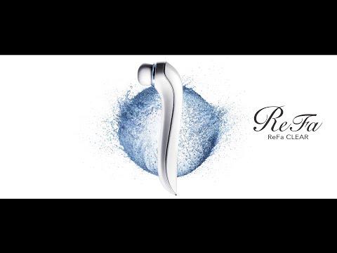 【Refa】CLEAR リファクリア 電動潔面刷 每次潔膚都能透現出清新裸肌