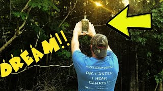 UNBELIEVABLE FIND OF A LIFETIME WHILE ANTIQUE BOTTLE DIGGING FORGOTTEN SITE!!!!! (OUTER BANKS)