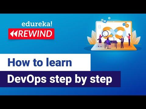 How to Learn DevOps Step by Step   DevOps Training   Edureka - 1