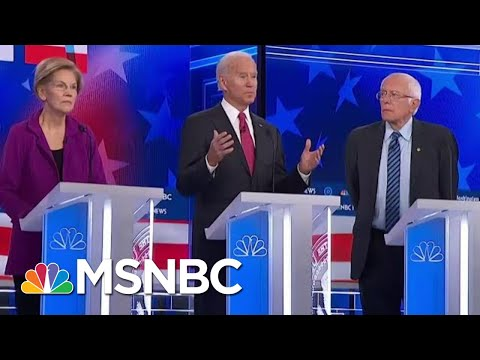 Joe Biden: 'Trump Doesn't Want Me To Be The Nominee' |  MSNBC
