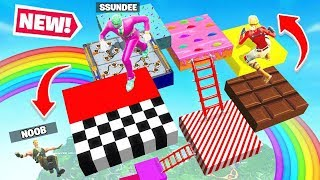 CANDY LAND Loot BOARD GAME *NEW* Game Mode in Fortnite Battle Royale