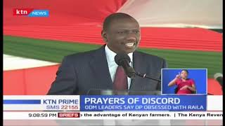 ODM criticizes Ruto remarks on sending Raila's CV to the UK as Prime minister