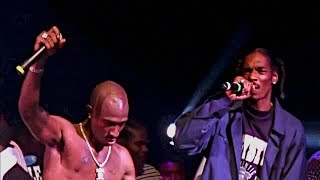 2Pac & Snoop Dogg - Gin and Juice & 2 Of Amerikaz Most Wanted (Live) [Legendado]